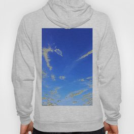 Fly, in the sky, like a butterfly ... Hoody