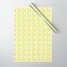 Lemoncello Wrapping Paper