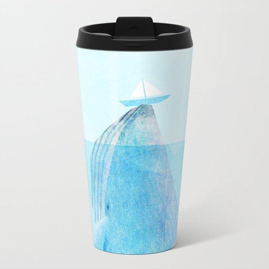 Lift Metal Travel Mug