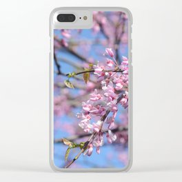 AFE Spring Blossoms Clear iPhone Case