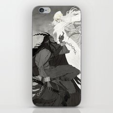 Krampus and Perchta iPhone Skin