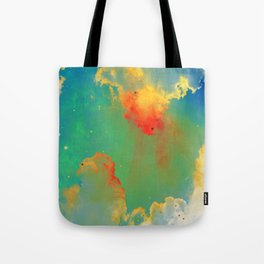 Goldfishes of the Universe Tote Bag