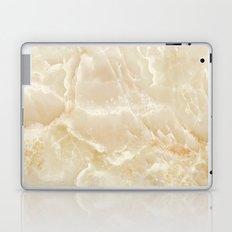 White Onyx Laptop & iPad Skin