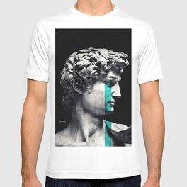 Crying David T-shirt