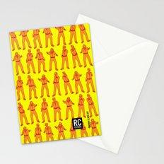 Yellowman Skank - Yellow Stationery Cards