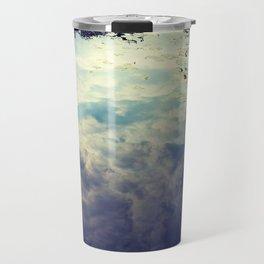 Reflection and water Travel Mug