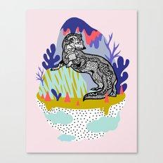 Marten Canvas Print