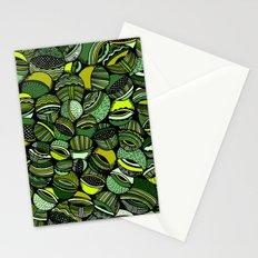 Aristoloschia Green Stationery Cards
