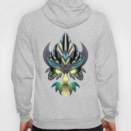 Aztec Owl Hoody