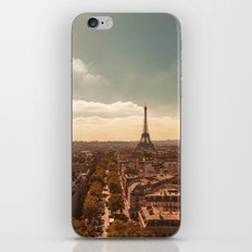 Paris 3 iPhone & iPod Skin