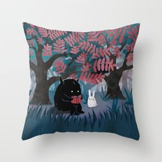 Another Quiet Spot Throw Pillow