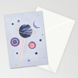 Planet Lollipop Stationery Cards
