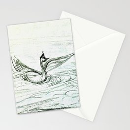 myths and fables Stationery Cards