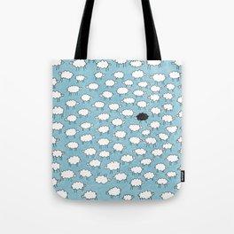 CloudSheeps Tote Bag