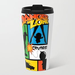 Wherever There Is Danger Travel Mug