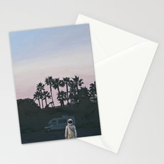 RV Dusk Stationery Cards