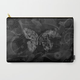 Tech Smoke Butterfly Carry-All Pouch
