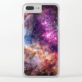 Westerlund 2 Chandra Clear iPhone Case