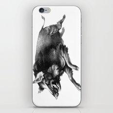 Running Boar iPhone & iPod Skin