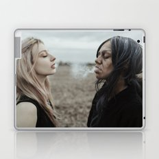 Old and young breath Laptop & iPad Skin