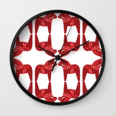 Dala Wall Clock