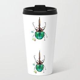 Beetle Metal Travel Mug