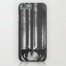 foxes in the forest Slim Case iPhone 6s