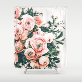 Bouquet Blooming Shower Curtain