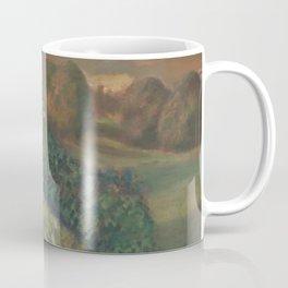 Four Dancers Coffee Mug