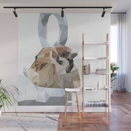 A bird will with strong effect Wall Mural