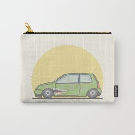 Volkswagen Lupo vector illustration Carry-All Pouch