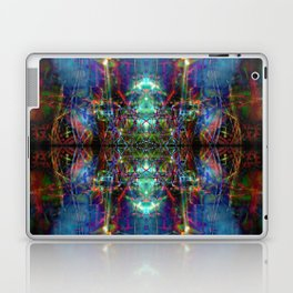 Trippy Kalidescope Pattern Laptop & iPad Skin