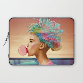Shark and gum Laptop Sleeve
