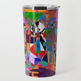 Colage 4 Travel Mug