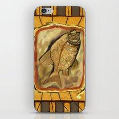 Fossil fish iPhone & iPod Skin