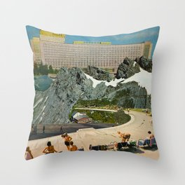 The Hideaway Throw Pillow