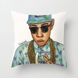 Tyler, The Creator Throw Pillow