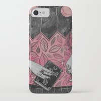 witchcraft iPhone & iPod Cases featuring Witchcraft by lOll3