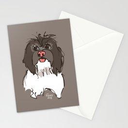 LulZ. Beige. Stationery Cards