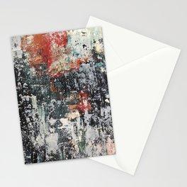 Night lights 2 Stationery Cards