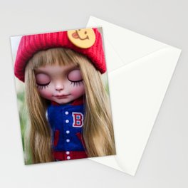 Erregiro Blythe doll Nicky Stationery Cards