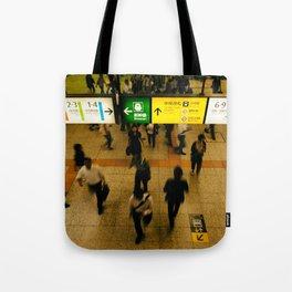 Ueno Station Tote Bag