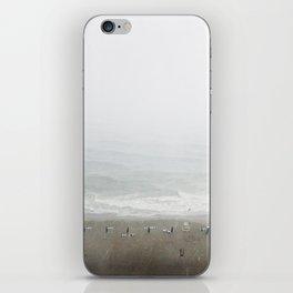Shoreline Stormline  iPhone Skin