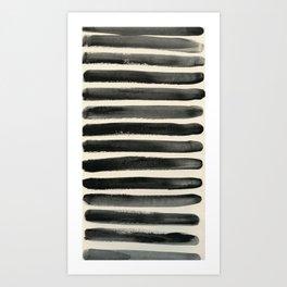 Lineas Art Print