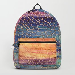 Looking through Lace Backpack