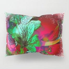 flower-orb#1 Pillow Sham