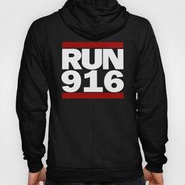 916 Design Run California Gifts 916 Shirt Hoody