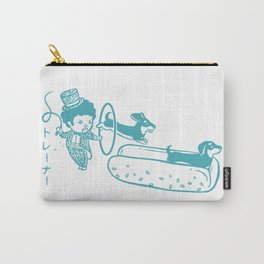 OH MY GOR - Hot Dog Trainer Carry-All Pouch