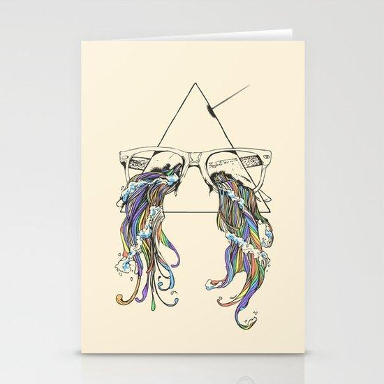 Wayfarer Prism Stationery Cards