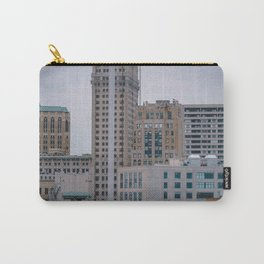 Parking Garage Views Carry-All Pouch